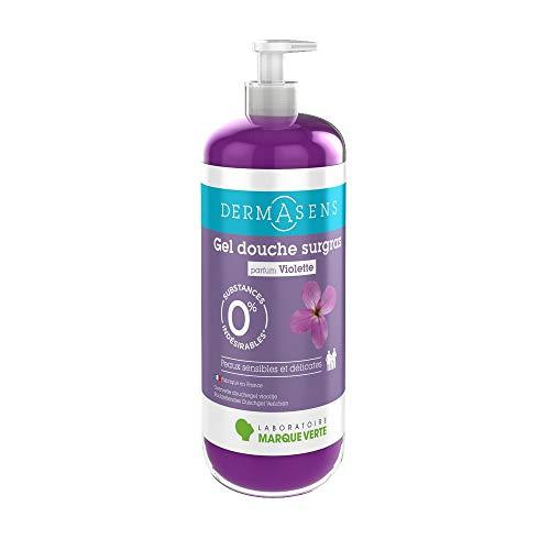 Dermasens - Gel Douche Sugras Sans Savon Peaux Sensibles 1l Dermasens - Violette