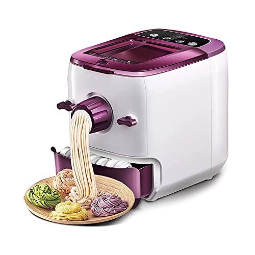 MNSSRN Máquina de Pasta eléctrica, multifunción doméstica Totalmente automática Hay 6 moldes...