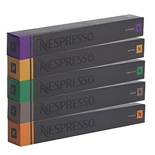color rojo dep/ósito modular y funci/ón de autoapagado Nespresso Intenso Krups U XN2505 Cafetera de c/ápsulas de 19 bares con 3 programas de caf/é