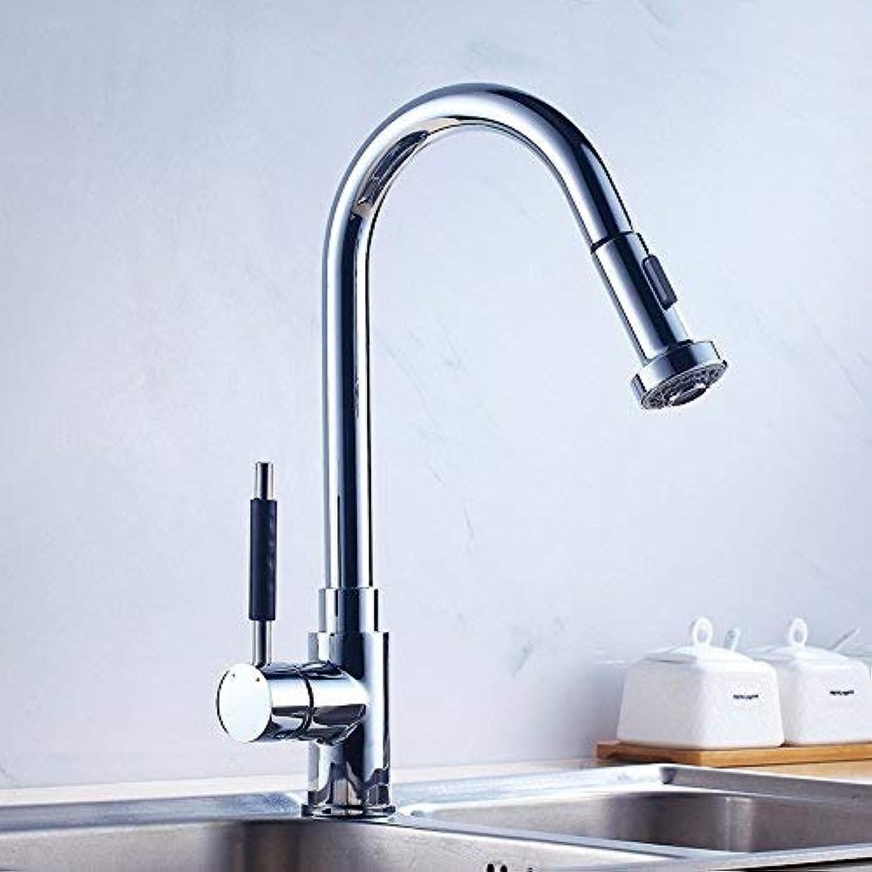 SEBAS HOME Taps Faucet Kitchen Sink Kitchen Faucet Pull-Type Kitchen Faucet Basin Faucet redating Water