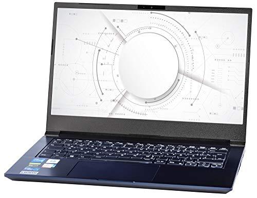 NEXOC Office Notebook (14,0 Zoll Full HD) mit i5-1135G7 (4,20GHz Turbo), GTX 1650Ti 4GB, 1TB SSD, 32GB DDR4 RAM, Windows 10 Pro (BV4 515IG 20V1)