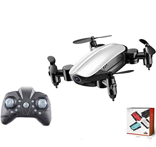 RC mini quadcopter met WIFI FPV opvouwbare drone vliegtuig met camera HD RC drone luchtfoto quadcopter helikopter miniatuur-speelgoed Vaste hoogte 500W WIFI camera,1