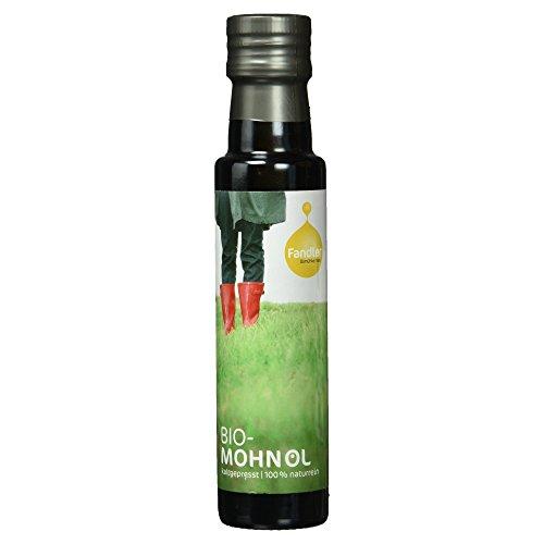 Fandler Bio-Mohnöl, 1er Pack (1 x 100 ml)