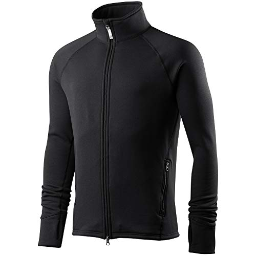 Houdini Power Veste Homme, True Black/True Black Modèle XL 2021 Veste Polaire