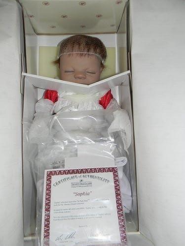 Ashton Drake Sophia Lifelike Baby Doll 19 by Ashton Drake
