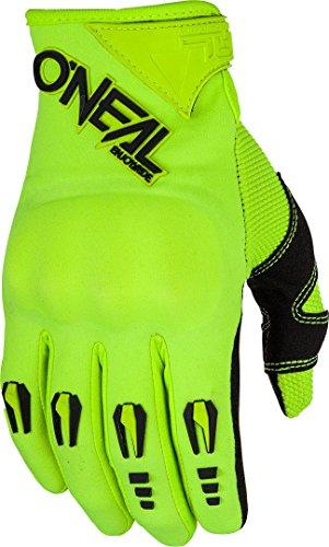 O'Neal Unisex-Adult Hard wear Handschoen Ijzer (Hi-Viz, Maat 9)