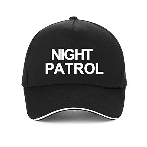 Gorra de béisbol Gravity Falls Dipper Caps Night Patrol Gorras de béisbol Cool Summer Unisex Ajustable Snapback Hat Bone Cap
