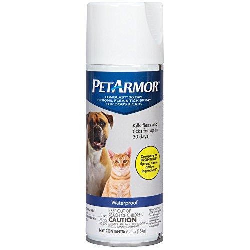 PETARMOR LongLast Fipronil Flea and Tick Spray