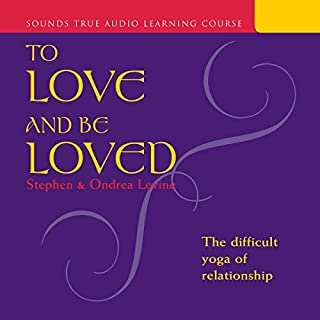 To Love and Be Loved audiobook cover art