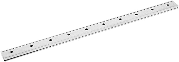 Linear Guide, LMLF18B-300mm Linear Slide Rail Guide, for Lmlf18B Linear Sliding Block fo rGeneral Uses Exclude Sliding Block