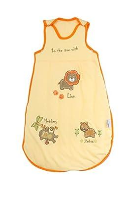 Slumbersac saco de dormir para bebé primavera/otoño 1 Tog - Zoo - disponible en varias tallas: de Nacimiento hasta 3 años