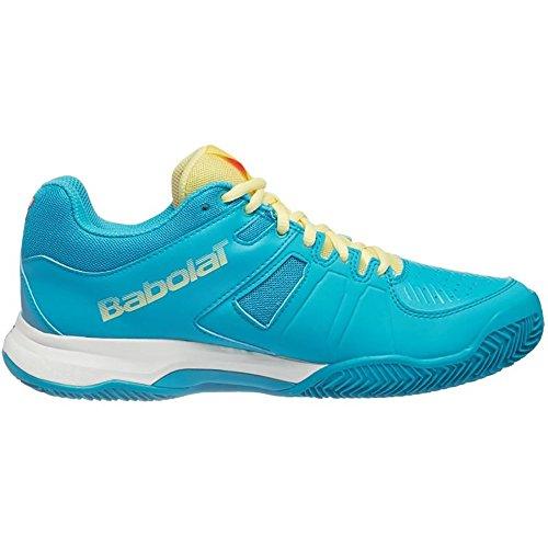 Babolat Pulsion Clay- Zapatilla de Tenis Padel para Mujer...
