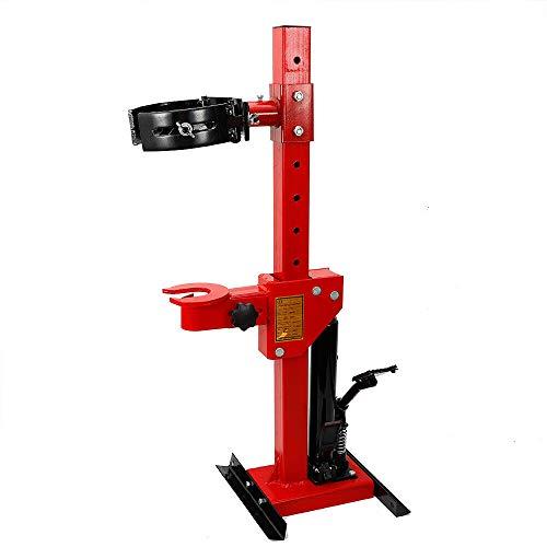 DIFU 1T Federspanner Hydraulischer Federkompressoren Spring Compressor KFZ Werkzeug mit automatischem Federbein komprimiert, Höhen Einstellbar