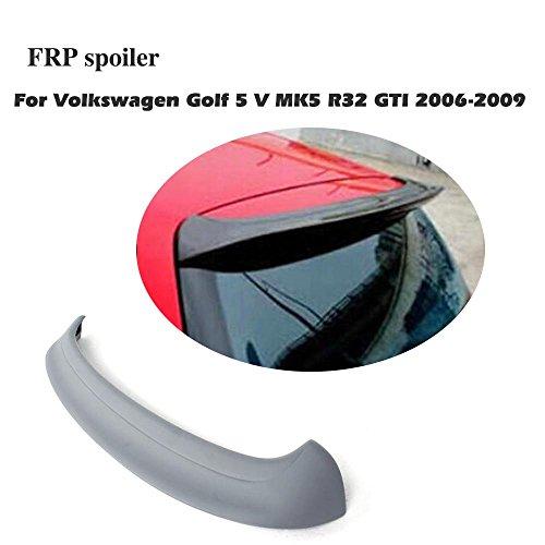Jcsportline Arrière Toit Lèvre de Spoiler Aile Pour Golf 5 v MK5 R32 GTI 2005-2009 FRP