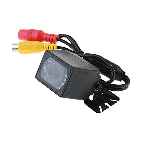 beshp 9 LED imperméable Capteur couleur CMOS voiture arrière vue arrière Caméra Radar de stationnement aider Système