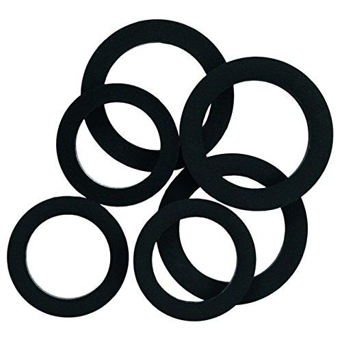 GEKA Dichtungs-Set O-Ring/Flachdichtung, Schwarz, 48x28x28 cm