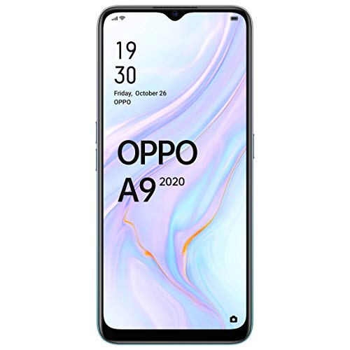 OPPO A9 2020 (Vanilla Mint, 8GB RAM, 128GB Storage) with No CostEMI/Additional...