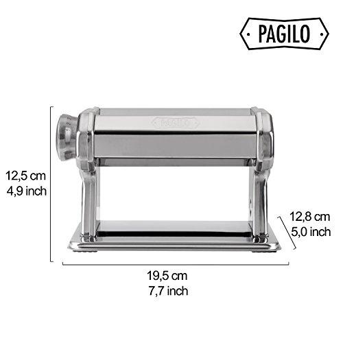 PAGILO Nudelmaschine (7 Stufen) - 3