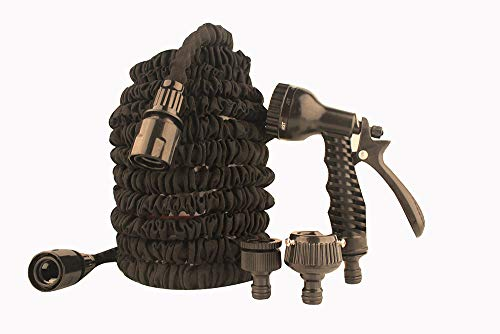 Tuinslang, uitbreidend Tuin Waterslang, Multifunctionele Pijp 3 Keer Uitbreidende Flexibele Lichtgewicht Slang Pijp Lange Uitbreidbare Tuinslang,125FT