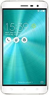 Asus ZenFone 3 ZE552KL Dual SIM - 64GB, 4GB RAM, 4G LTE, Moonlight White