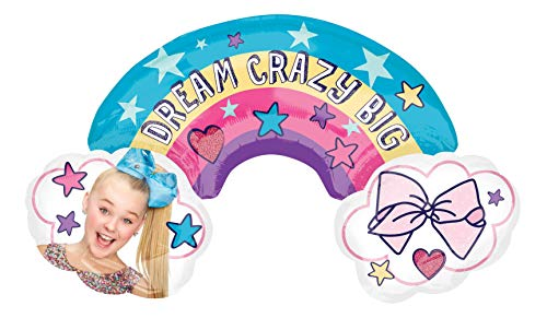 "Mayflower Products Jojo Siwa 37"" Balloon (1)"