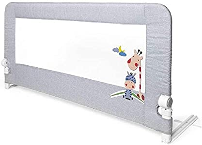 INTERBABY -Barrera Abatible Jirafa Cama 1.50