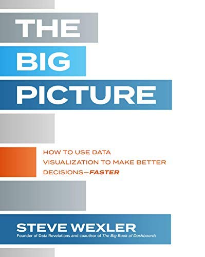 The Big Picture: How to Use Data Visualization to Make Better Decisions—Faster (English Edition)