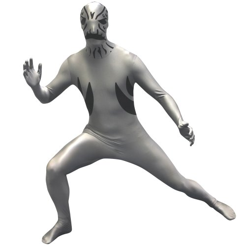 Morphsuits Costume per travestimento da Putty (Power Rangers), Adulto, taglia: M