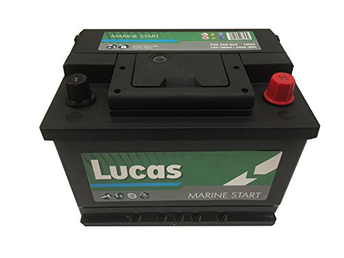 Lucas Batterie Marine Starter LM02 LB2 12 V 60AH 540 AMPS (EN)