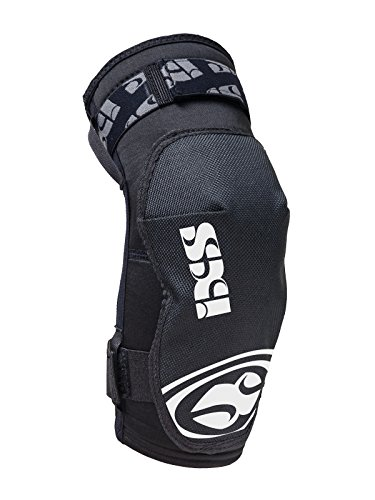 IXS Erwachsene Elbow Guard Hack, Black, S, IX-PRT-3630