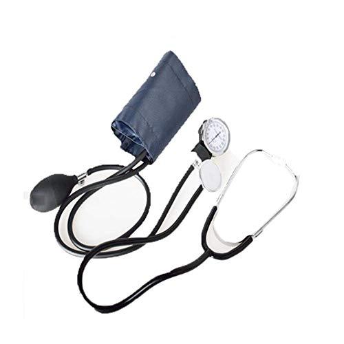 YUEC Manuelle Blutdruckmessgerät – Oberarmmanschette Maschine – Handheld BPM Gerät – Erwachsene BP Meter Kit Zifferblatt und Messgerät – für Zuhause und Büro