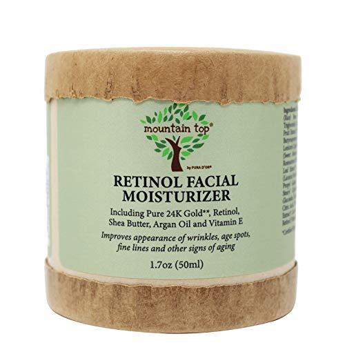 MOUNTAIN TOP Retinol Facial Moistur…