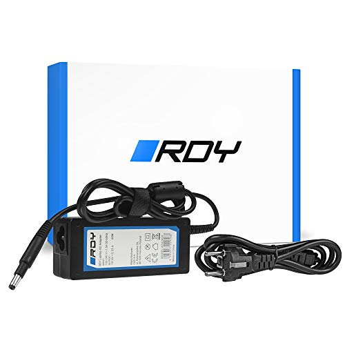 RDY 65W 19.5V 3.33A Cargador para Portátil HP Pavilion 15-B HP Envy 4 6 Ordenador Fuente de Alimentación Computadora Portátil Adaptador Connector: 4.8 x 1.7mm