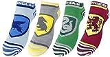 Harry Potter Hogwarts Houses Ankle Socks Socken Mehrfarbig