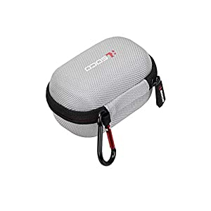 RLSOCO Hard Case for Bose QuietComfort Noise Cancelling Earbuds/Bose Sport Earbuds True Wireless Earphones (Grey)