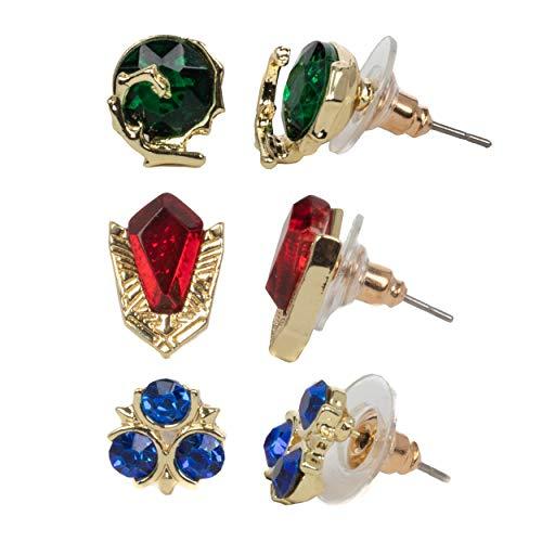 Zelda Earrings Legend of Zelda Accessories - Legend of Zelda Gift - Legend of Zelda Jewelry