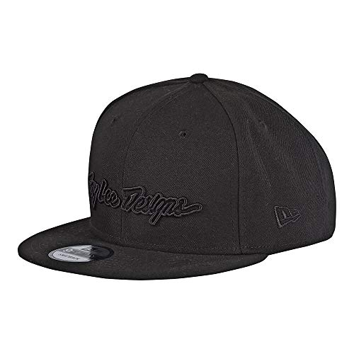 Troy Lee Designs Cap Classic Signature Schwarz