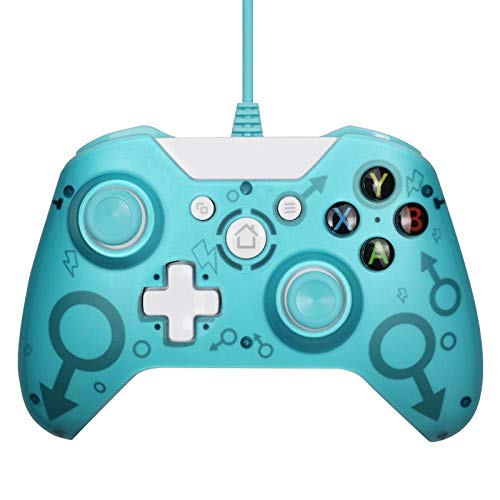 Xbox One Wired Controller with Dual Vibration and Ergonomic, Xbox one...
