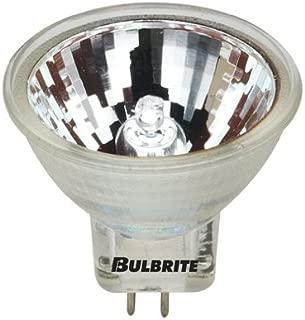 Bulbrite 5MR11NF/6 5-Watt 6-Volt Halogen MR11 Bi-Pin, Narrow Flood - 2 Pack
