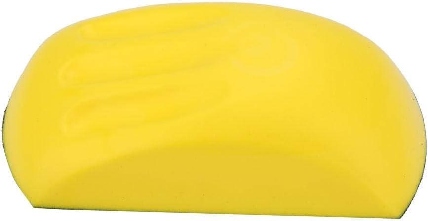 Bloc de pon/çage /à la main Extraction de poussi/ère Bloc d/éponge de meulage de pon/çage pour Polissage du bois Nettoyage m/énager 100 * 50