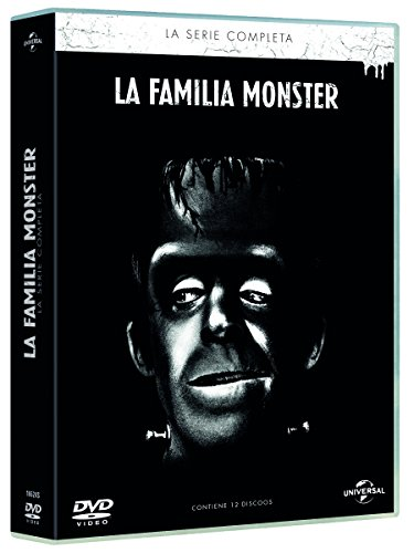 La Familia Monster (TV) - Temporadas 1-2 [DVD]