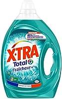 XTRA Total+ Fraîcheur+ – Lessive Liquide Universelle – 44 Lavages (2.2L)