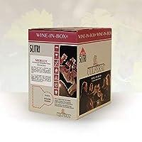 merlot igt veneto 11,5% 5 lt. bag in box - colferai