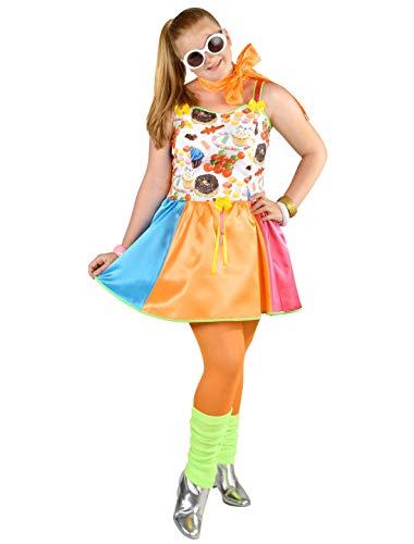 Magic by Freddy Disfraz de Katy Perry de lujo para nios (140)