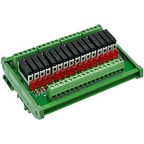 ELECTRONICS-SALON delgado montaje en carril DIN DC5V fuente/