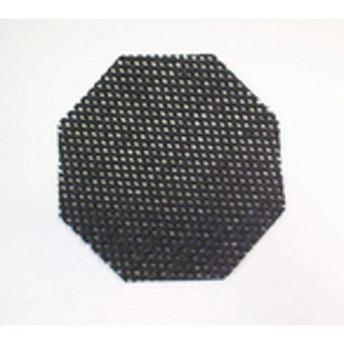 Antirutschmatte Piccolo, Schwarz, Kunststoff