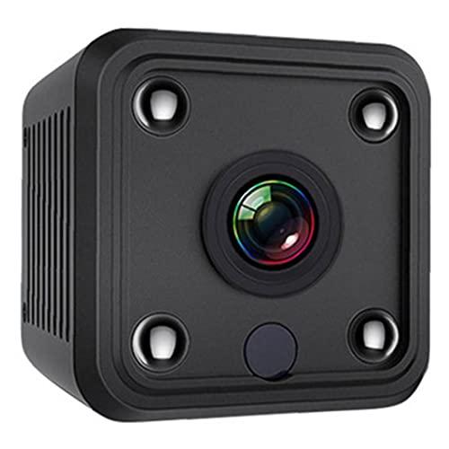FeelMeet cámara inalámbrica Deportes cámara pequeña Mini con minúsculo grabadora de vídeo portátil visión Deportiva Nocturna Audio de la cámara 1080P HD WiFi