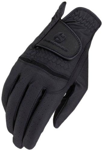 Heritage Premier Show Gloves, Size 8, Black