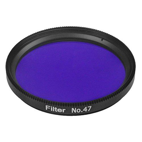 "Astromania 2"" Color/Planetary Filter for Telescope - #47 Dark Blue"