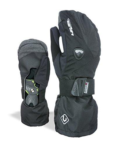 Level Herren Handschuhe Fly Mitt Glove, Schwarz, 9-L